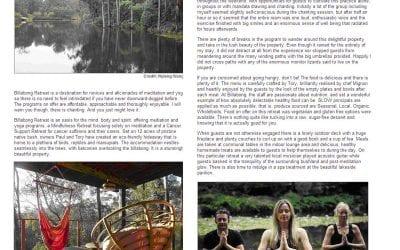 Review from Total Travel at Yahoo7