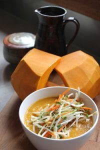 Tory's Thai Pumpkin Soup