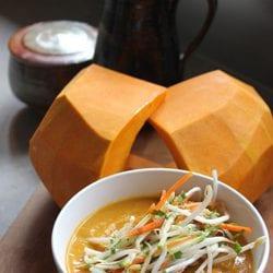 Tory's Thai Pumpkin Soup