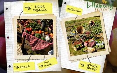 Organics at Billabong Retreat