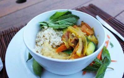 Billabong Vegetable Curry