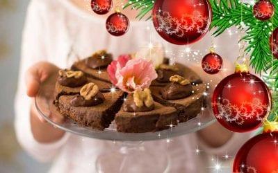 Celebration Chocolate Beetroot Cake