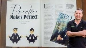 Paul von Bergen's Article in CEO Magazine