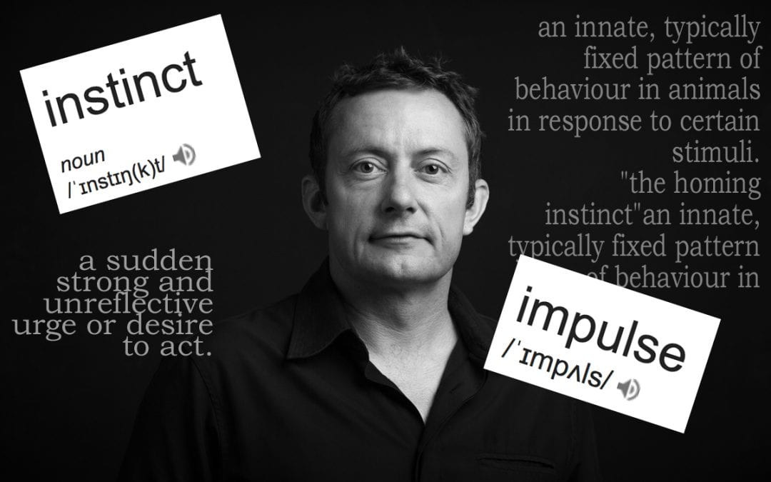 Instinct vs Impulse by Paul von Bergen