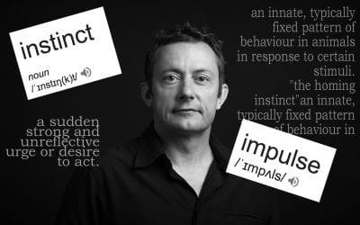 Instinct vs Impulse by Paul von Bergen