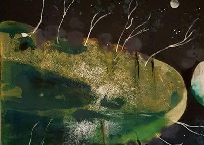 Underwater Trees 1