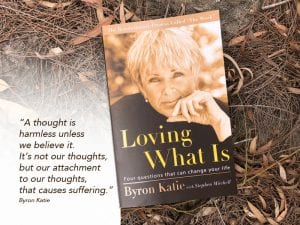Book: Loving What Is