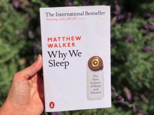 Book: Why We Sleep