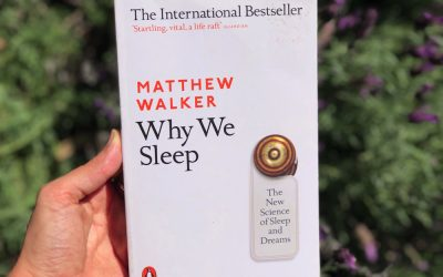 Book: Why We Sleep