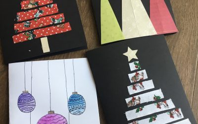 Seven DIY Christmas Crafts